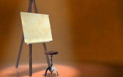 Tout savoir sur le chevalet de peinture